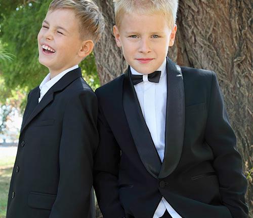 Boys Tuxedos